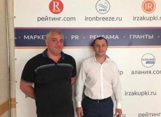 Осетия: главный молодежный лидер Осетии посетил «Аланию»