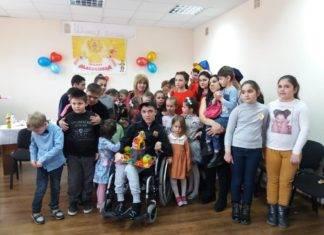 помощь детям инвалидам